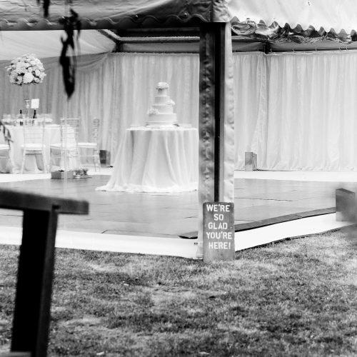 Wedding Marquee 1